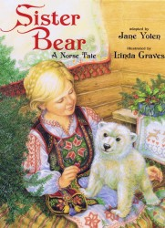 Sister Bear book cover 001